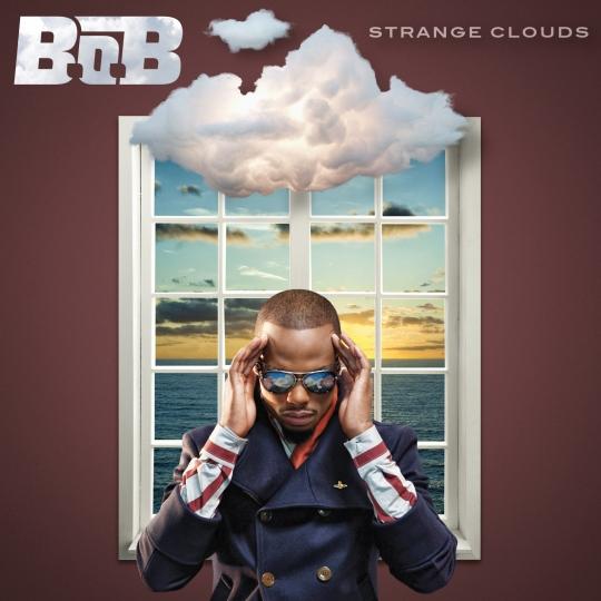 Cover: B.o.B – Strange Clouds